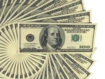 Nota de banco Imagem de Stock