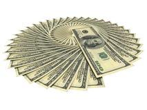 Nota de banco Imagens de Stock Royalty Free