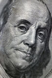 Nota de dólar $100 Imagem de Stock