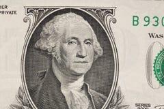 Nota de dólar americana Imagens de Stock