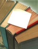 Nota de libro 8 Imágenes de archivo libres de regalías