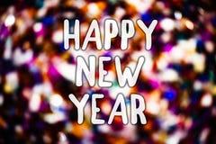 Nota di scrittura che mostra buon anno Foto di affari che montra natale allegro di congratulazioni ognuno all'inizio di gennaio m illustrazione vettoriale
