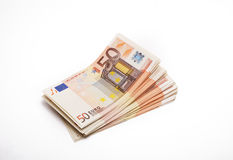 nota's Royalty-vrije Stock Foto