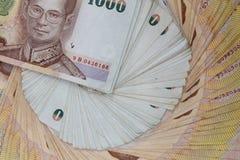 Nota tailandesa del baño Imágenes de archivo libres de regalías