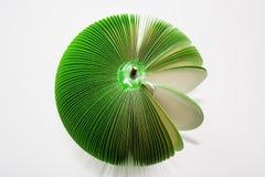 Nota verde da maçã Foto de Stock Royalty Free