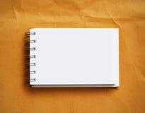 Notaboek mini Royalty-vrije Stock Foto