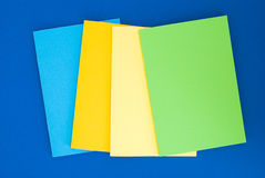 Notaboeken Stock Afbeeldingen