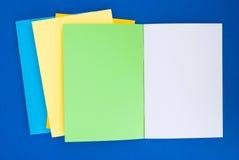 Notaboeken Royalty-vrije Stock Afbeeldingen