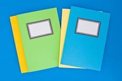 Notaboeken Royalty-vrije Stock Fotografie