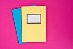 Notaboeken Royalty-vrije Stock Foto