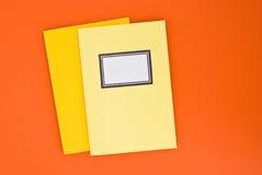 Notaboeken Royalty-vrije Stock Foto's