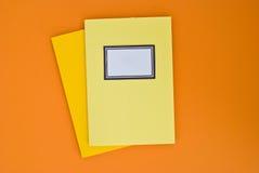 Notaboeken Stock Foto