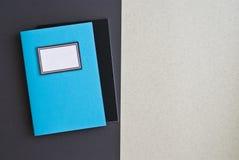 Notaboeken Stock Foto's