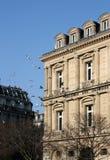 notaires Paris de DES de chambre Image stock