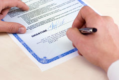 Notary Stock Photos