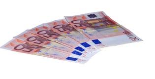 Notas de banco Fotografia de Stock Royalty Free