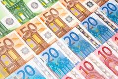 Notas de banco Imagens de Stock Royalty Free