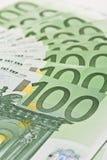 Notas de banco do dinheiro Imagem de Stock Royalty Free