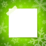 Notas del Libro Blanco Foto de archivo libre de regalías