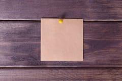 Notas, etiqueta engomada imágenes de archivo libres de regalías