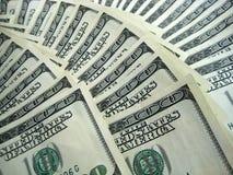 notatek 100 dolarów Obrazy Stock