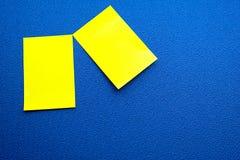 notatka tapetuje kolor żółty obraz royalty free
