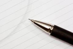notatki zabranie Zdjęcie Royalty Free
