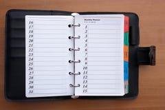 notatnik Fotografia Stock