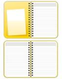 notatnik royalty ilustracja