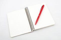 Notatnik obrazy royalty free