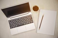 Notatnik i książkowa notatka dla pamięci aktywności lub biznesu Ministerstwo Spraw Wewnętrznych z stylem życia i wolnym życiem w  Obrazy Stock