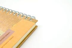 notatnik robić obok przetwarza papier Fotografia Royalty Free