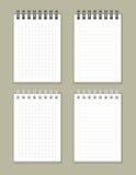 notatniki royalty ilustracja