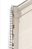 Notausgang auf einem Gebäude Stockbilder