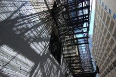 Notausgang shadows2 Lizenzfreies Stockbild