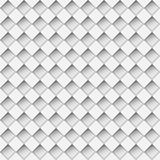 Notched diamond pattern Stock Photo