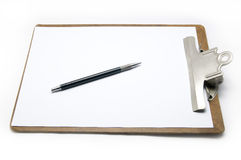 The note board Royalty Free Stock Photos