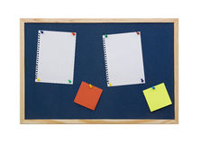 Note board Stock Photo