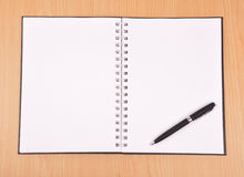 Note book Stock Image