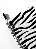 Note-book. Writing book and pen - isolated stock images