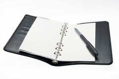 The note book Stock Images
