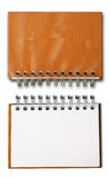 Note Book. Blank Note Book For write anythings in it Royalty Free Stock Image