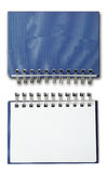 Note Book. Blank Note Book For write anythings in it Stock Photo
