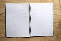 Note book Stock Photos