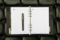 Note book Royalty Free Stock Photo