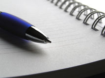 Free Note Book And Pen 4 Stock Photos - 529483