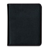 Note book cover in black. Unique design of Note book cover in black Royalty Free Stock Images