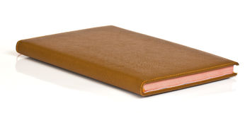 Note book or diary Stock Photos