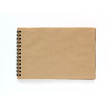 Note book isolated on white background. Stock Photography