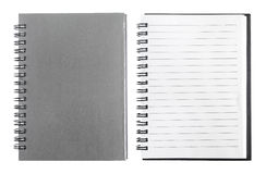 Note book Stock Photography